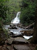 Cascade Waterfall, Giles County, VA