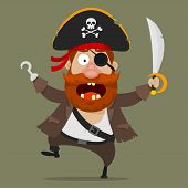 pic of pirate sword  - Illustration - JPG