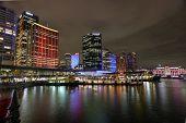 stock photo of cbd  - SYDNEY AUSTRALIA  - JPG