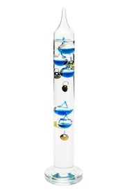 picture of galileo-thermometer  - Galileo thermometer  - JPG
