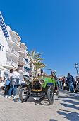 Постер, плакат: 54Th Rally Barcelona sitges Second Phase Race