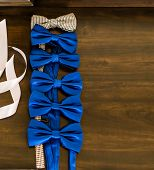 picture of tied  - Beautifull bow tie - JPG