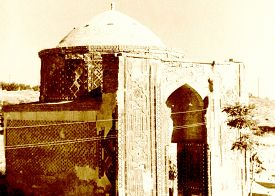 picture of samarqand  - Old photo - JPG