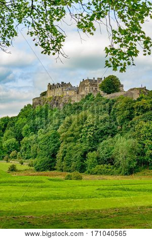 Stirling Castle from