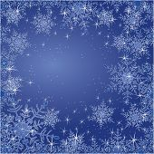 foto of glitter sparkle  - Sparkling  Winter Background  - JPG