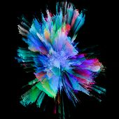 Quickening Of Colors poster