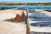 image of reprocess  - Removing physical chemical and biological contaminants on sewage treatment plant - JPG