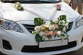 Decorated Cars For Wedding Day