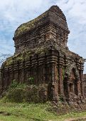 image of champa  - Vietnam Most iconic structure of My Son Cham towers - JPG