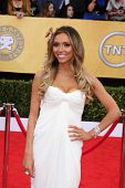Giuliana Rancic at the 17th Annual Screen Actors Guild Awards, Shrine Auditorium, Los Angeles, CA. 0