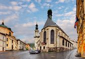 picture of banska  - Banska Stiavnica St - JPG