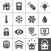picture of humidity  - Smart Home and Smart House Icons - JPG