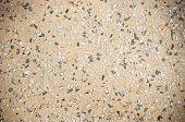 foto of terrazzo  - the background image of terrazzo floor - JPG