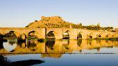 pic of medellin  - Medellin in Badajoz Province Extremadura in Spain - JPG