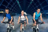 foto of exercise bike  - 