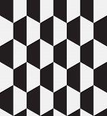 picture of hexagon pattern  - A Seamless Hexagonal Pattern - JPG
