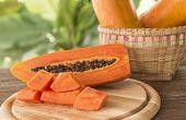 pic of pawpaw  - Papaya fruit sliced  - JPG
