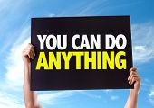 foto of cans  - You Can Do Anything - JPG