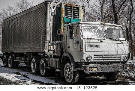 Truck lorry truck