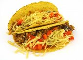pic of mexican food  - close - JPG
