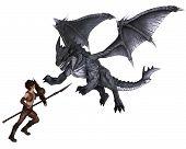 dragon poster