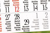 Calendar Of Leap Year, February