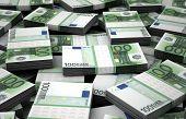 picture of billion  - Billion Euros Concept Image  - JPG