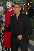 George Clooney at the CineVegas Opening Night Premiere Of
