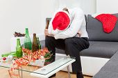 picture of alcohol abuse  - Alcohol abuse during holiday period can hurt - JPG