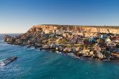 stock photo of maltese  - Popeye village at Malta - JPG