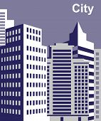image of high-rise  - image of the metropolis with high - JPG