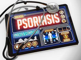 pic of papule  - Psoriasis  - JPG