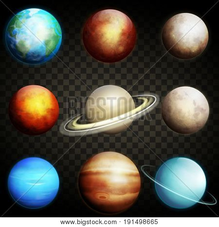 Planets of the