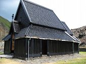 Norse Timber Church