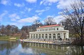 The Prospect Park Boathouse, Brooklyn, USA