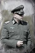 German general. WW 2 reenacting