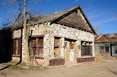 Picture of route 66 house.