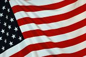 picture of waving american flag  - American Flag as background for Clip - JPG