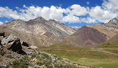 foto of aconcagua  - Aconcagua National Parc - JPG