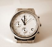 foto of last day work  - modern watch  - JPG