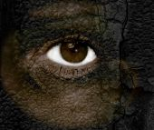 pic of mental_health  - A treatment digital art creation of a face in CS3 - JPG