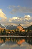 pic of mola  - Molas lake and Needle mountains - JPG