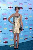 LOS ANGELES - AUG 11:  Maia Mitchell at the 2013 Teen Choice Awards at the Gibson Ampitheater Univer