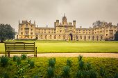 St. John College, na Universidade de Cambridge