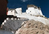 Namgyal Tsemo Gompa - Leh - Ladakh - Jaammu And Kashmir - India