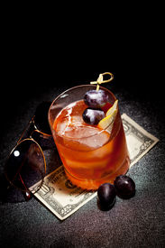 image of gangsta  - Gangsta Cocktail  - JPG