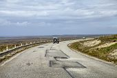 pic of falklands  - 4X4 Safari in the Falkland Islands - JPG
