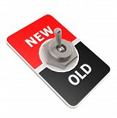 picture of toggle switch  - New old toggle switch image with hi - JPG