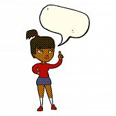 image of cartoon people  - cartoon person with speech bubble - JPG