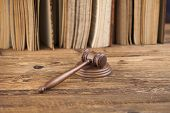 stock photo of magistrate  - Law theme - JPG